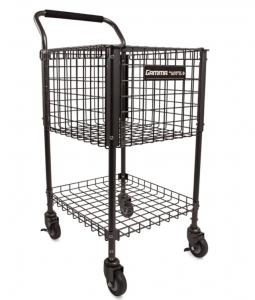 gamma brute tennis ball hopper cart